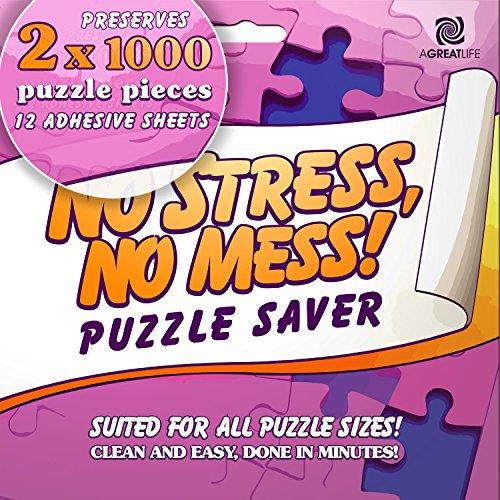 12-Blatt-abziehbare-Puzzle-Hnger-Konservieren-und-hngen-Sie-Ihr-Puzzle-Meisterwerk-ohne-Hektik-auf-Hiermit-knnen-Sie-sie-leicht-mit-einem-starken-Kleber-aufhngen-der-hlt