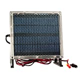 12V Solar Panel Charger for 12V 5Ah Trailer Breakaway Kit Battery - Mighty Max Battery brand product