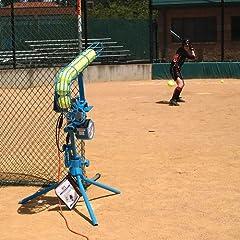 Buy Jugs 14-Ball Lite-Flite Feeder for softball by Jugs
