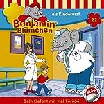 Benjamin als Kinderarzt (Benjamin Blümchen 22) | Elfie Donnelly