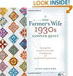 The Farmer's Wife 1930s Sampler Quilt...