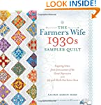 The Farmer's Wife 1930s Sampler Quilt...