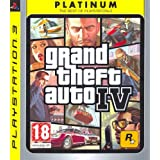 Grand Theft Auto IV (PS3)by Rockstar
