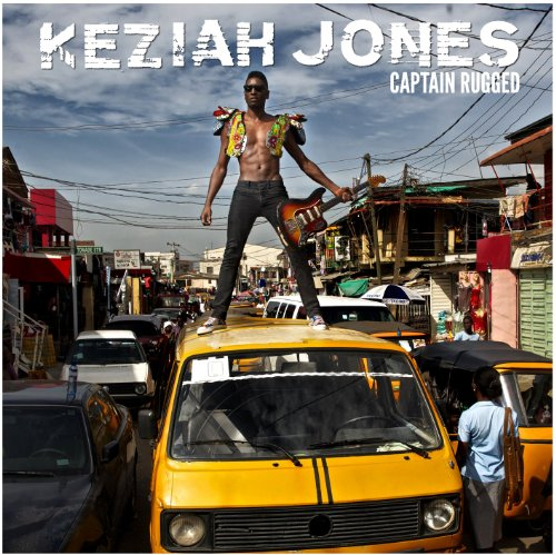 Keziah Jones – Captain Rugged (2013) [Qobuz FLAC 24bit/48kHz]
