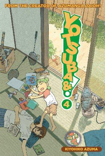 Yotsuba&! Volume 4: v. 4