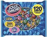 Jolly Rancher Assortment, 120-Piece, 41.5-Ounce Bags (Pack of 2)