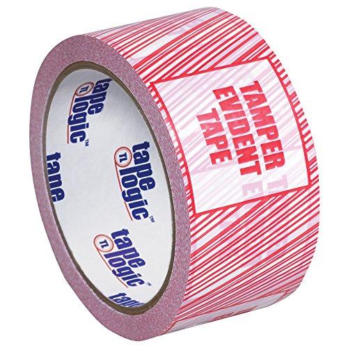 Tape Logic T905ST016PK Security Tape, Legend