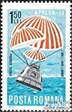 Romania 2863 (complete.issue.) unmounted mint / never hinged 1970 Apollo 13 (Stamps for collectors)