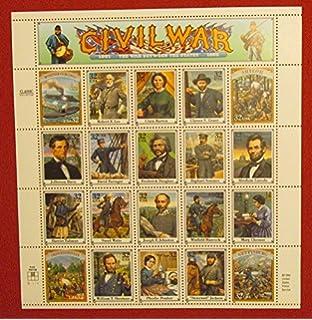 Amazon.com: 150th Anniversary Of The Civil War - Set Of 5 ...