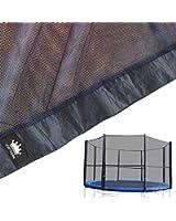 Filet de protection de remplacement pour trampoline 305 cm - Sans armatures