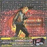 echange, troc Johnny Hallyday - Flashback tour - Edition collector limitée Pop-up (Coffret 2 CD)