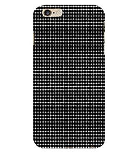 ifasho Designer Phone Back Case Cover Apple iPhone 6 Plus :: Apple iPhone 6+ ( Cancer Zodiac Sign Luck )