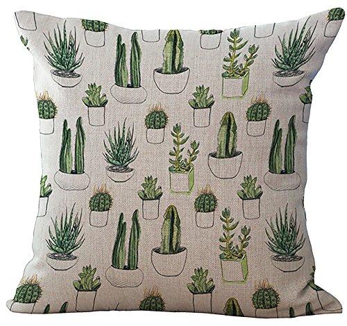 crazy-cart-cotton-linen-square-decorative-throw-pillow-cover-cactus-painting-home-decorative-pillowc