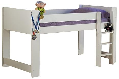 Birlea Cube Midi Children's Bed, Single 3'