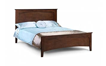Minuet Wooden Double Bed