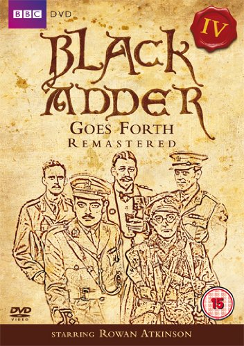Blackadder Goes Forth (Remastered) [DVD]