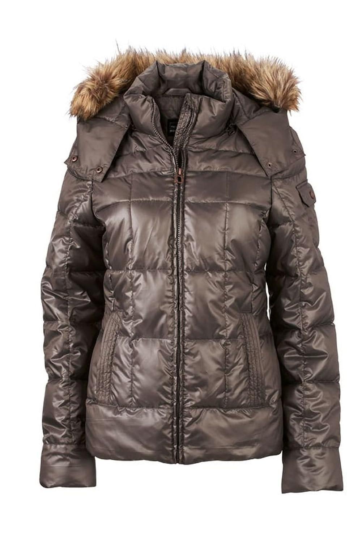 Ladies' Padded Winter Jacket im digatex-package
