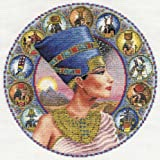 DMC BK165 Nefertiti Cross Stitch Kit