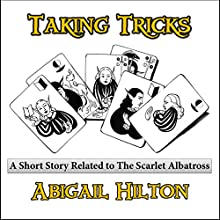 Taking Tricks: A Panamindorah Story Audiobook by Abigail Hilton Narrated by Rish Outfield