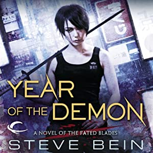Year of the Demon Audiobook