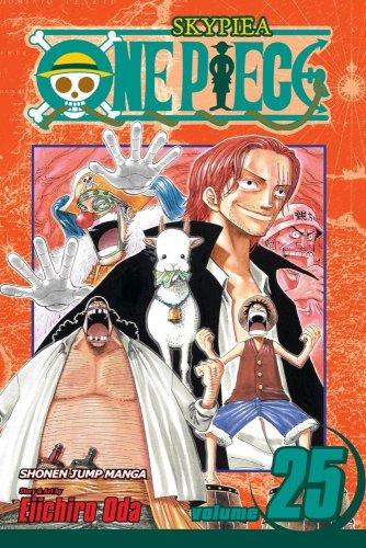 ONE PIECE ワンピース コミック25巻 (英語版)