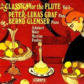 Classics For Flute, Vol. I