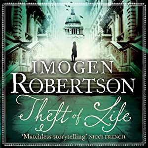 Theft of Life | Livre audio
