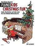 Piano Kids Christmas Fun: Lieder, Ges...