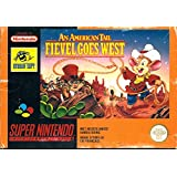 An American Tail: Fievel Goes West - Nintendo Super NES ~ Hudson Soft