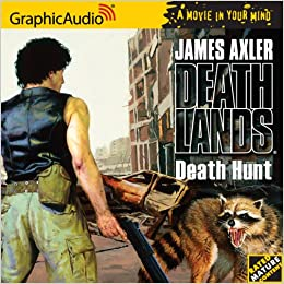 DEATHLANDS #70 VENGEANCE TRAIL CD AUDIO BOOK GRAPHIC AUDIO - JAMES AXLER