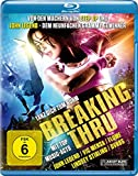 DVD Cover 'Breaking Thru [Blu-ray]