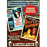 Grindhouse Double Feature: Beast Of Yellow Night (1971) / Keep My Grave Open (1976) [Import]by John Ashley