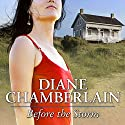 Before the Storm (       UNABRIDGED) by Diane Chamberlain Narrated by Abby Craden, Kris Koscheski