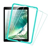 ESR Screen Protector for The iPad 2018 [2 Pack], [Easy Installation Frame], Tempered Glass for iPad 2018/2017/iPad Air 2/iPad Air/iPad Pro 9.7
