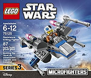 LEGO Star Wars Resistance X-Wing Fighter(TM) 75125 from LEGO