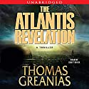 The Atlantis Revelation (       UNABRIDGED) by Thomas Greanias Narrated by Scott Brick