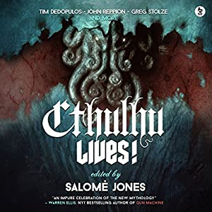 Cthulhu Lives! Audiobook