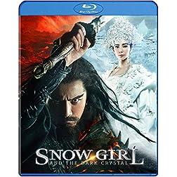 Snow Girl & The Dark Crystal [Blu-ray]