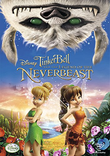 Tinker Bell and the Legend of the NeverBeast [DVD]