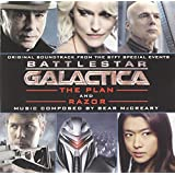 Battlestar Galactica: The Plan / Razor