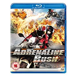 Adrenaline Rush [Blu-ray] (Region Free)