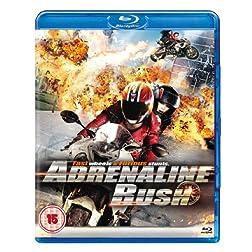 Adrenaline Rush [Blu-ray] (Region Free)