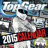 Official Top Gear 2015 Square (Calendars 2015) Danilo