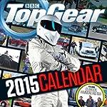 Official Top Gear 2015 Wall Calendar...