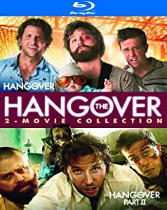 The Hangover Parts 1 & 2 Combo [Blu-ray]