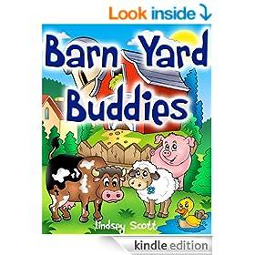 Barn Yard Buddies (Rhyming Children's Picture Book)