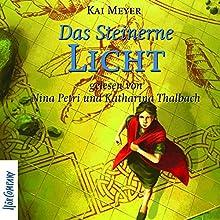 Das Steinerne Licht (Merle-Trilogie 2) Hörbuch von Kai Meyer Gesprochen von: Nina Petri, Katharina Thalbach