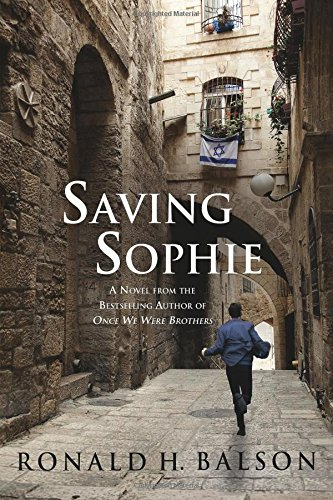 Saving Sophie: A Novel (Devil In Jerusalem compare prices)