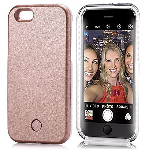 neatday-led-lighted-selfie-phone-case-for-iphone-6-6s-plus-rose-gold