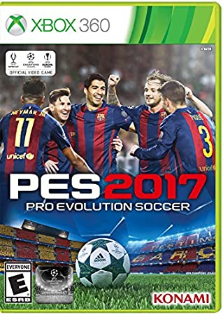 Pro Evolution Soccer 2017 - Xbox 360 Standard Edition